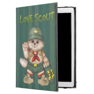 SCOUT CAT  CUTE iPad Pro iPad Pro Case