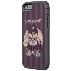 Case-Mate Barely There iPhone 6 Case with Siberian Husky Phone Cases design