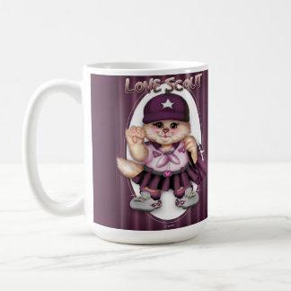 SCOUT CAT GIRL CUTE FUN Classic Mug