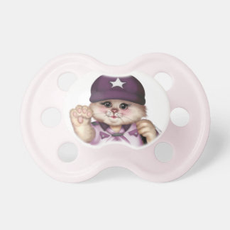 SCOUT CAT GIRL LOVE BooginHead® Custom Pacifier 2