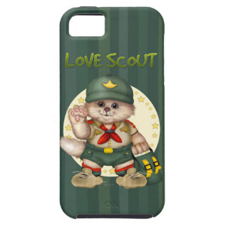 SCOUT CAT iPhone SE + iPhone 5/5S iPhone SE/5/5s Case