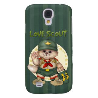 SCOUT CAT Samsung Galaxy S4 Samsung S4 Case