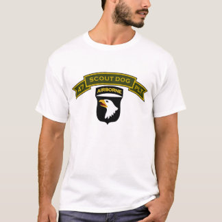 Scout Dog Platoons T-Shirt