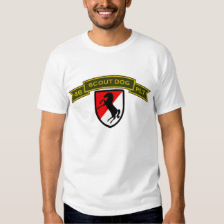 Scout Dog Platoons Tees