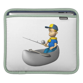 Scout Fishing Sleeve For iPads