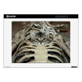 Scout in Ribcage Decal For Acer Chromebook