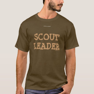 SCOUT LEADER T-Shirt