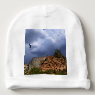 Scout Lookout Zion National Park Utah Baby Beanie