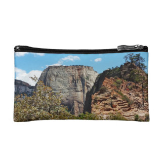 Scout Lookout Zion National Park Utah Cosmetic Bag