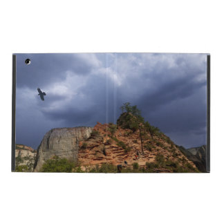 Scout Lookout Zion National Park Utah iPad Case