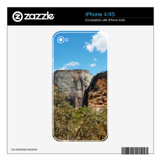 Scout Lookout Zion National Park Utah iPhone 4S Skins