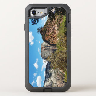 Scout Lookout Zion National Park Utah OtterBox Defender iPhone 7 Case