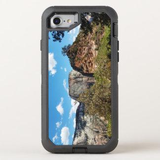 Scout Lookout Zion National Park Utah OtterBox Defender iPhone 7 Case