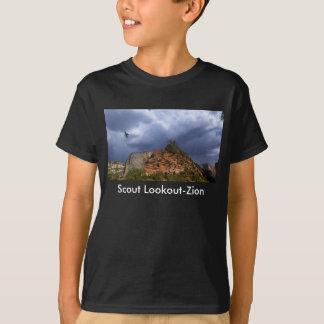Scout Lookout Zion National Park-Utah T-Shirt