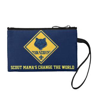 Scout Mama's Change Purse
