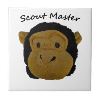 Scout Master Ceramic Tile