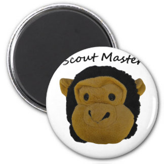 Scout Master Magnet