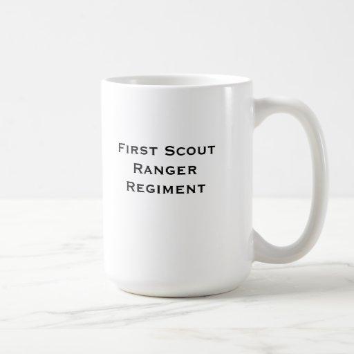 Scout Ranger Coffee Classic White Coffee Mug