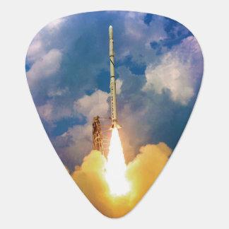 Scout Rocket Launch Guitar Pick