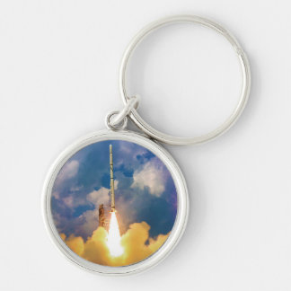 Scout Rocket Launch Keychain