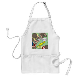 Scout Rubber Chicken Rescue Adult Apron