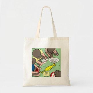 Scout Rubber Chicken Rescue Tote Bag