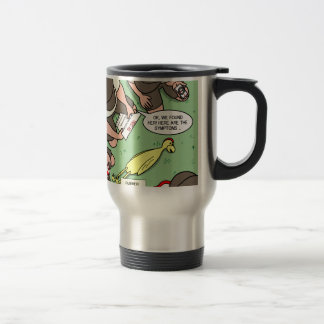 Scout Rubber Chicken Rescue Travel Mug