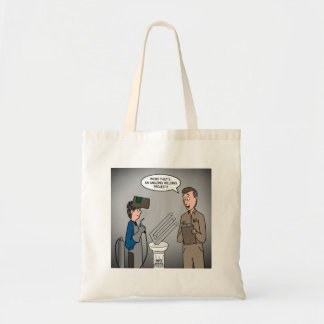 Scout Welding Tote Bag