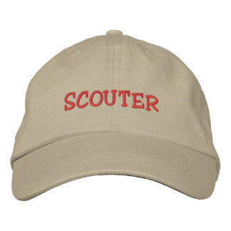 SCOUTER hat