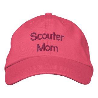 Scouter Mom Cap