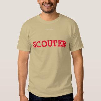 SCOUTER SHIRT