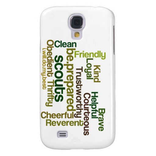 Scouting Galaxy S4 Cases