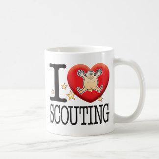 Scouting Love Man Coffee Mug