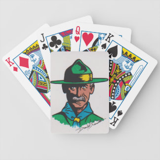 Scouting Playing Cards Design by David Smith