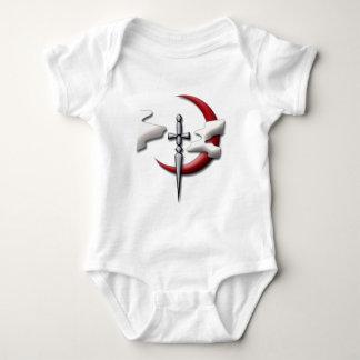 Scouts Guild Symbol Baby Bodysuit