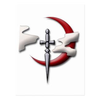 Scouts Guild Symbol Post Cards