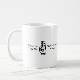 Scouts Honor Classic White Coffee Mug