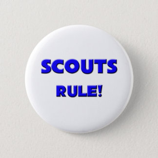 Scouts Rule! Pinback Button