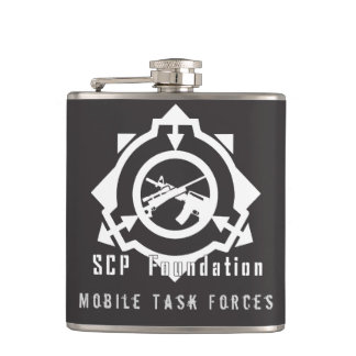 SCP Foundation: Mobile Task Forces's item [SCP] Flask