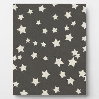 SCP SPACE STARS CARTOON BLACK WHITE BACKGROUNDS PA PLAQUE
