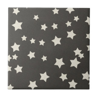 SCP SPACE STARS CARTOON BLACK WHITE BACKGROUNDS PA CERAMIC TILES