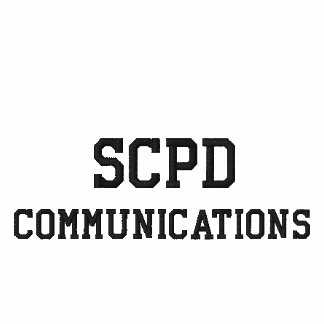 SCPD , Communications Hoody