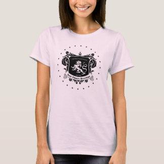 SCR Stencil ladies baby T T-Shirt
