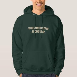 Scrabble Fever Hooded Sweatshirt