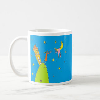 Scrabble Hill Mug