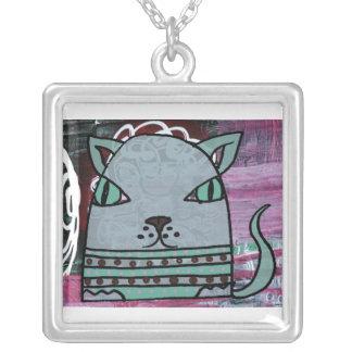Scrabble Necklace