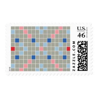 Scrabble Pattern 2 Stamp