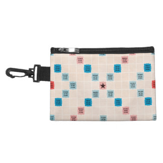 Scrabble Vintage Gamboard Accessory Bag