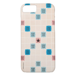 Scrabble Vintage Gameboard iPhone 8/7 Case