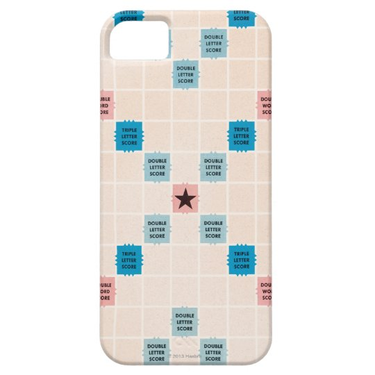 Scrabble Vintage Gameboard iPhone SE/5/5s Case